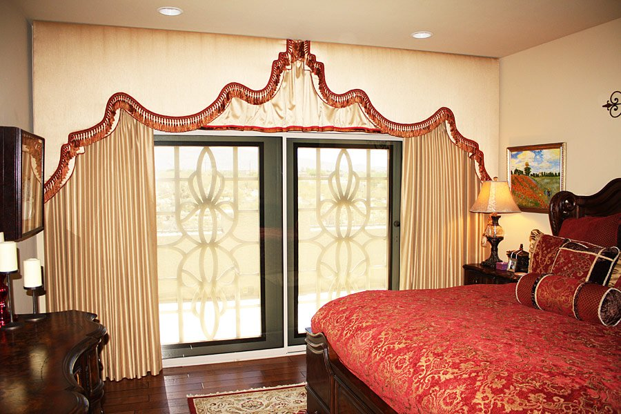 Tempe Upholstered Cornices Window Treatments In Tempe