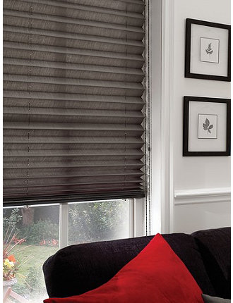 Tempe Pleated Shades