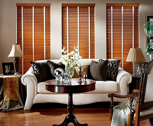 Tempe Wood Blinds