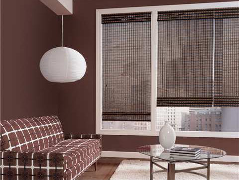 Tempe Woven Wood Shades