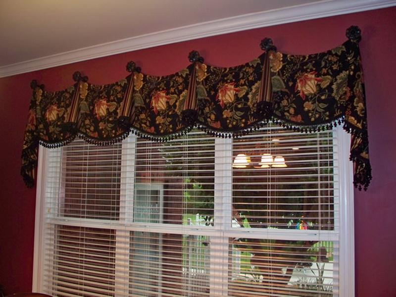 Tempe Custom Valances